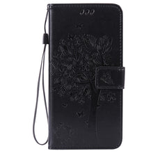 Leather Wallet Flip Phone Case For HTC M8 & M9