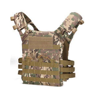 Military Equipment Tactical Vest Paintball Hunting Vests Outdoor Sport Vest