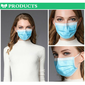 Disposable Mask 3 Layers Anti-Viruse Medical Grade