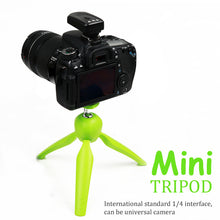 "Multi-function Mini Tripod 360"" Rotation Desktop With clip Selfie Portable Camera Tabletop Tripods for Digital Camera Holder"