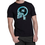 Music on The Brain X-Ray T-Shirt *Choose Your Instrument / Musician 100% Cotton