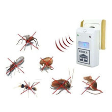 New Riddex Plus Pest Repellent. Repelling Aid For Rodent, Roaches, Ants, Spiders and other insects Electronic Ultrasonic.