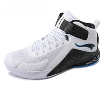 Newest Men Basketball Shoes Male Ankle Boots Anti-slip outdoor Sport Sneakers Plus Size EU 39-46