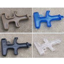 Outdoor EDC Tool New Self Defense personal Stinger Duron Drill Protection tactical security Tool Nylon Plastic