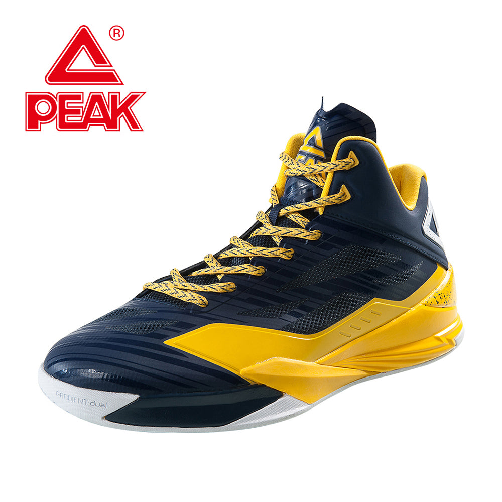 Lightning IV Men Basketball Shoes Ankle Boots Breathable Athletic Dual Tech Basketball Sneakers High Top