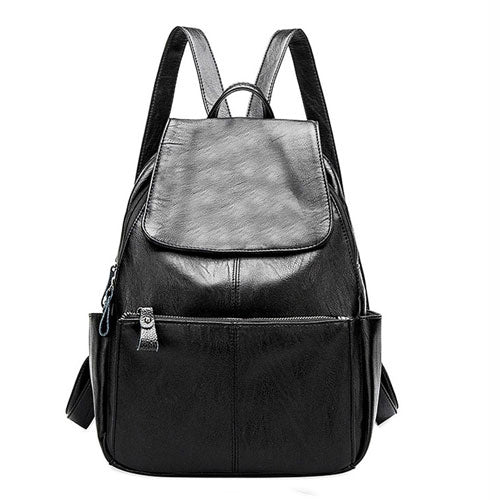 41907a639a Designer Brand High Quality Women Backpack Fashion School Bag PU Leather Backpack  Designer Shoulder Bag