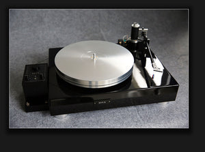 Future Levitating Record Player