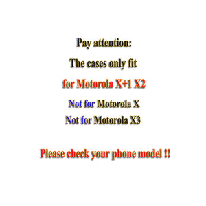 Phone Cases For Motorola Moto X2 X+1 X 2nd Gen