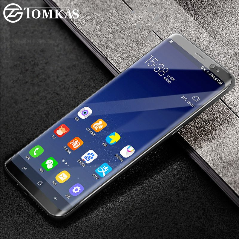 Tempered Glass For Samsung Galaxy Note 8 Screen Protector HD