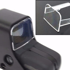 Tactical Hunting Scope Precise Red / Green Dot Sight Lens Protective sight Cover