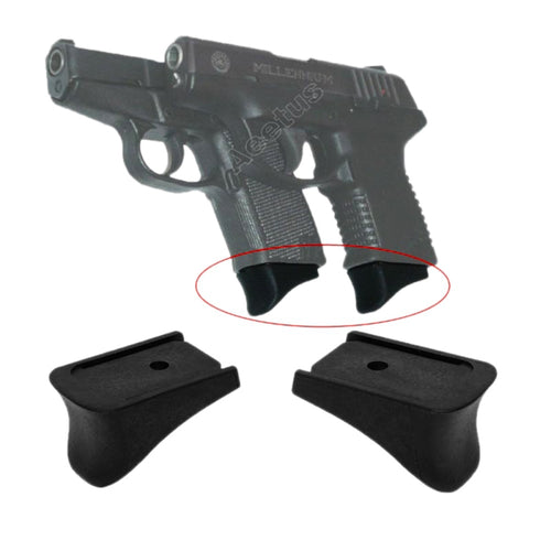 Tactical Pistol Polymer Grip Extension PG-11 Model Glock Handguns Airsoft Hunting Accessories Black Free Shipping CS