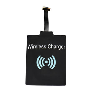 Universal QI Wireless Charging Receiver Module For Micro USB Android Cell Phone
