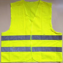 Vest Motorcycle / Construction / Working, High Visibility Safety Reflective Vest Hi Viz Vest Warning Waistcoat with Reflective Stripes