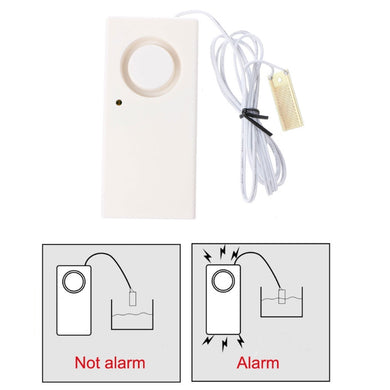 Wireless Water Overflow, Leakage Alarm Sensor / Detector, Home Security System.