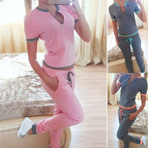 Yoga/Sport Fitness Tracksuit
