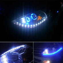 2 PCS  30 cm Flexible Car Styling Led Bar DRL Daytime Running Lights.