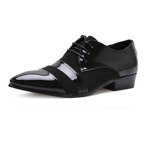 Hot sale mens Dress Shoes. Latest Fashion good quality, PU leather classic shoes.
