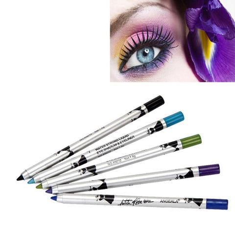 Professional set of 12 Pieces Eyebrow, Glitter Shadow, Lip Liner, Eye Liner, Pencil. BIG SALE.