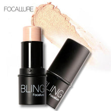 FOCALLURE Brand Professional Makeup. BLING Focallure Highlight Powder Stick.