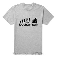 Mens T-shirt Drummer Evolution. Funny Music humor Drums T Shirt