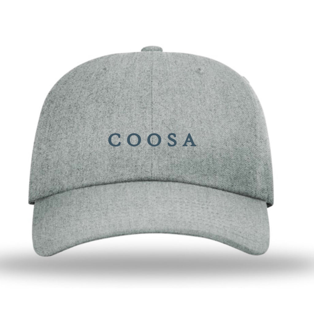 "The ""Pontoon Hat"" - Heather Grey"
