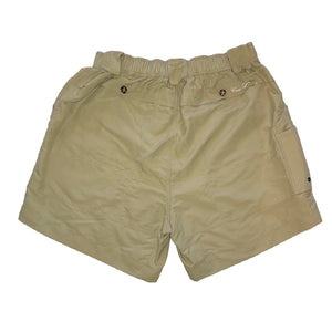 Fishing Shorts- Khaki