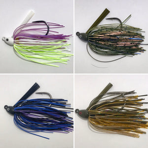Swim Jig Combo Pack