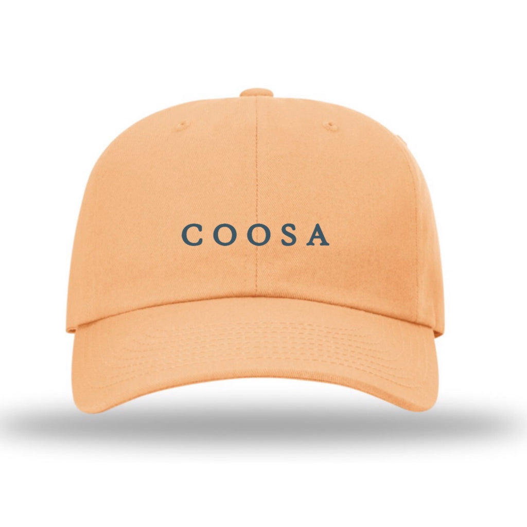 "The ""Pontoon Hat"" - Peach"