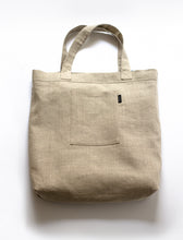 Load image into Gallery viewer, front view of Mitaka large bag with one built-in pocket