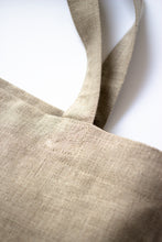 Load image into Gallery viewer, MITAKA LINEN LARGE BAG
