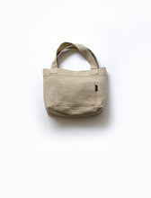 Load image into Gallery viewer, front view of Mitaka Small bag with one built in pocket