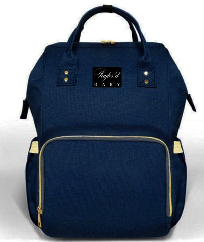 30.00 USD Midnight Blue Midnight Blue Taylord Baby Tote Taylord Baby %product_description%