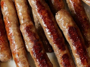 Pork Sausage Breakfast Links