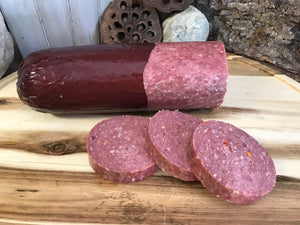 All Natural Beef Summer Sausage