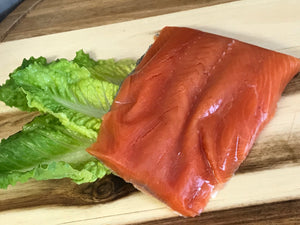 6oz Fillet Alaskan Wild Caught Sockeye Salmon