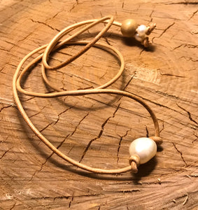1 Pearl (Spirit) Necklace