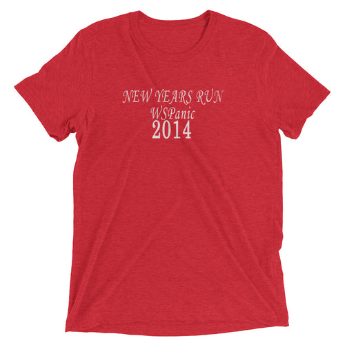 Widespread Panic New Years 2014 Themed Men's T-Shirt