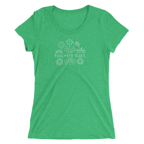 Widespread Panic New Years Themed Women's T-Shirt