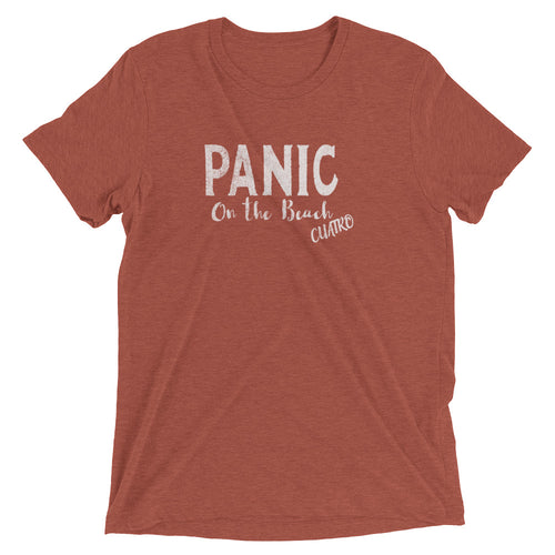 Widespread Panic Panic en la Playa Cuatro Themed Men's T-Shirt