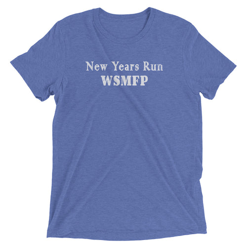 Widespread Panic New Years Themed Men's T-Shirt
