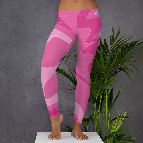 """Pinkie Love"" Festival Leggings"