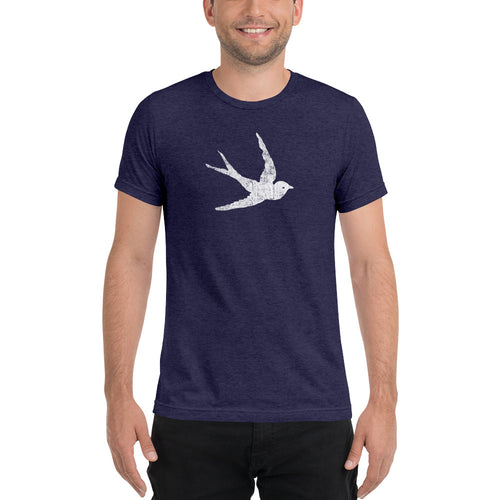 GypsyPanic Swallow Logo Men's T-Shirt