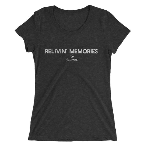 "GypsyPanic ""Relivin' Memories"" Women's T-Shirt"