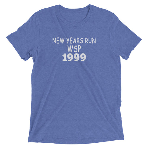 Widespread Panic New Years 1999 Themed Men's T-Shirt