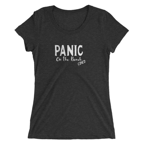 Widespread Panic Panic en la Playa Cinco Themed Women's T-Shirt
