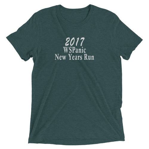Widespread Panic New Years 2017 Themed Men's T-Shirt