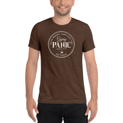 GypsyPanic Logo Men's T-Shirt