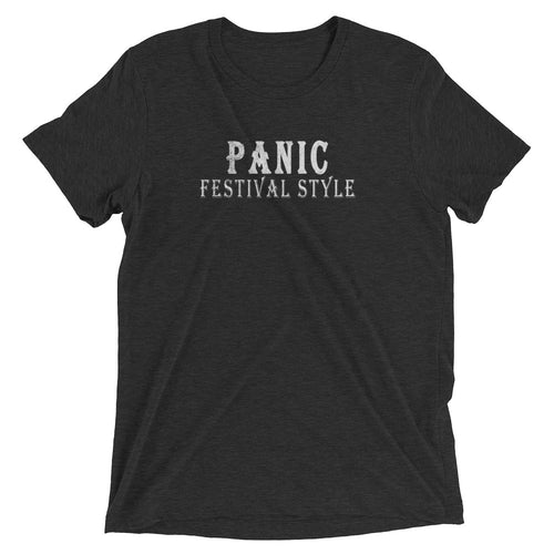 Widespread Panic Summerfest Festival, 07/03/2002, Milwaukee WI, Men's Setlist T-shirt