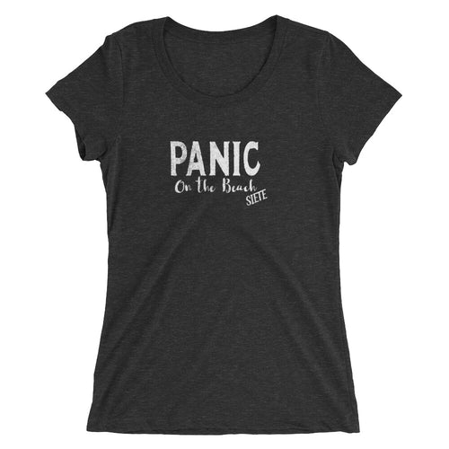 Widespread Panic Panic en la Playa Siete, 01/26/2018, Night One Women's Setlist T-Shirt