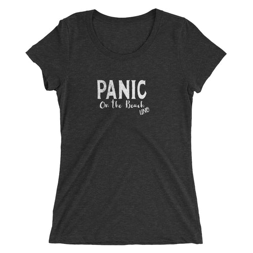 Widespread Panic Panic en la Playa Uno Themed Women's T-Shirt